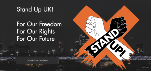 Stand Up UK!