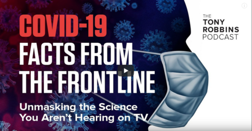 Unmasking The Science You Aren't Hearing On TV