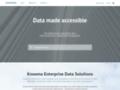 Knoema – Public Data Library